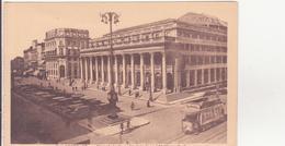 CPA - 82. Bordeaux, Place De Al Comédie Et Le Grand Théâtre - Bordeaux