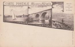 Marseille Env. 1900 Souvenir De Marseille - Otros
