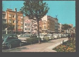Blankenberge - Descampsstraat En De Troozlaan - Classic Cars - Fiat 500 - 1967 - Blankenberge