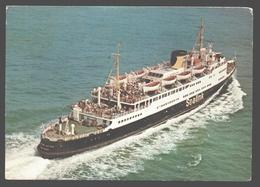 Oostende - Dover/Folkstone - Sealink / Zeevaartlijnen - Reine Astrid - Oostende