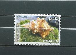 Timbre Oblitére De Ile Maurice 2017 - Mauritius (1968-...)