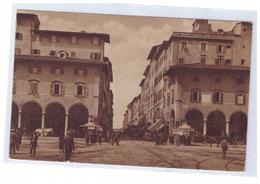 LIVORNO - VIA VITTORIO EMANUELE - ANNO 1923 - ANIMATA - VIAGGIATA - Livorno