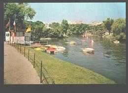 Oostende - Motorbootjes Leopold Park - Oostende