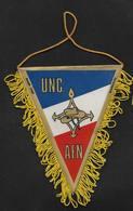 Fanion UNC AFN - Union Nationale Des Combattants - Militaria Militaire - Patches