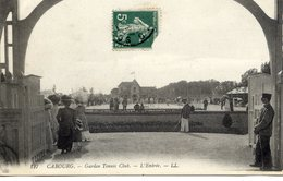 14 CABOURG - Garden Tennis Club - L'Entrée - Très Animée - Cabourg
