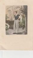 58 - CHAMPLEMY - Hôtel DEVALLERIE - Menu Première Communion De Gilles Ducro?  Du 27 Mai 1951 ( 4 Pages 10,5 Cm X 16 Cm ) - Menus