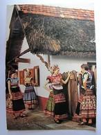 MAGYARORSZAG - Popular Costume - Hungary