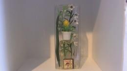 Parfum Lif : Ancienne Miniature Muguet étiquette Flamant Rose - Miniature Bottles (in Box)