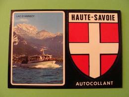 Blason écusson Adhésif Haute-Savoie - Frankreich