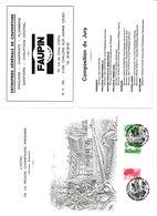 Couverture Livret 18e Congres Régional Chalons S/ Marne Illustré Par R. Irolla. Trace D'agrafe Su La Pliure. - Other Collections