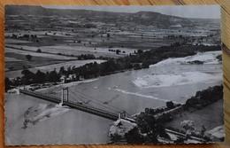 Pertuis - Le Pont Sur La Durance - Vue Aérienne - CPSM Format CPA - (n°10393) - Pertuis