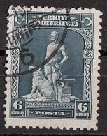 Turchia 1930 Sc. 691 The Legendary Blacksmith And His Gray Wolf. Used Turkey Turkiye - 1921-... Republic