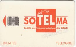 Mali Phonecard - Superb Fine Used 20u ((Schlumberger) - Mali
