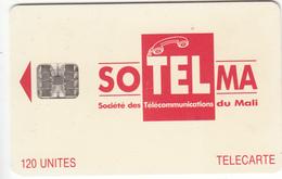 Mali Phonecard - Superb Fine Used 120u ((Schlumberger) - Mali