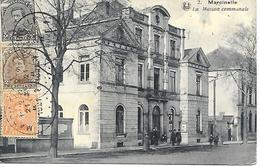 CPA / AK / PK   -  MARCINELLE  La Maison Communale - Charleroi