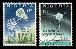 NIGERIA 1963 - Set Used - Nigeria (1961-...)