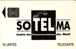 Mali Phonecard - Superb Fine Used 30u ((Schlumberger) S15 - Mali
