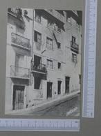 PORTUGAL    - CASA ONDE NASCEU BOCAGE - SETUBAL   - (Nº21365) - Setúbal