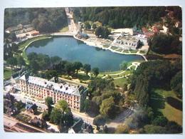 BAGNOLES DE L'ORNE / VUE GENERALE SUR LE LAC / BELLE CARTE PHOTO / 1977 - Bagnoles De L'Orne