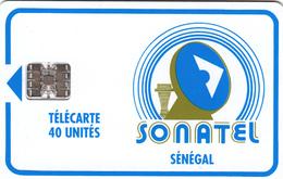 Senegal Phonecard - Superb Fine Used 40u ((Schlumberger) - Cameroon