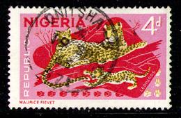 NIGERIA 1965 - (1967) From Set Used - Nigeria (1961-...)