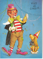 Vive Le CIRQUE - Un Clown - Cirque