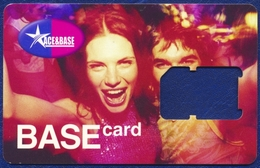 UKRAINE ACE & BASE GSM (SIM) CARD FRAME VERY GOOD USED - Ukraine