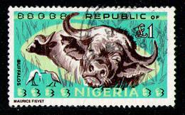 NIGERIA 1965 - (1966) From Set Key Value Used - Nigeria (1961-...)