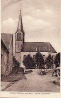 SCHOPPERTEN -  Eglise Protestante - Other Municipalities