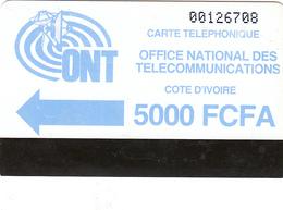 Ivory Coast - Cote D'Ivoire - Superb Fine Used Phonecard - Ivory Coast