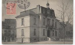 69.. MAIRIE DE LA MULATIERE 1906 - Autres Communes