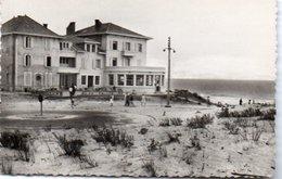 83Vn   40 Biscarrosse Plage Hotel De La Plage (vue Pas Courante) - Biscarrosse