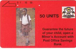 Uganda - Superb Fine Used Phonecard - Uganda