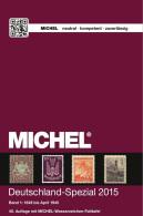 MICHEL Duitsland-Spezial Catalogus Band 1/2 - 2015 PDF Op DVD - Duitsland