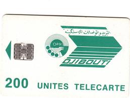 Djibouti - Superb Fine Used Phonecard - Djibouti