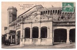 Bourdeilles - Remparts Du Château - La Halle - édit. R. Lacroix 50 + Verso - Altri Comuni