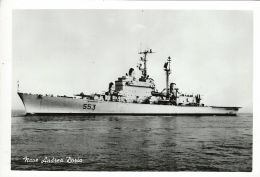 MARINA MILITARE ITALIANA INCROCIATORE LANCIAMISSILI ANDREA DORIA 1965 - Warships