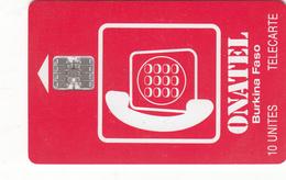 Burkina Faso - Superb Fine Used Phonecard - Burkina Faso