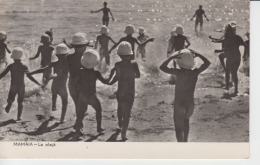 Romania,Rumanien,Roumanie - Mamaia - Nude Childrens, Naked Childrens On The Sea - Used - Szenen & Landschaften