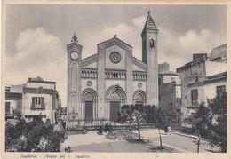 AA703- Bagheria - Chiesa Del S. Sepolcro - Palermo - F.g. Viaggiata - Bagheria