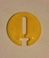 TOKEN JETON GETTONE SUPERMERCATO CONAD 1 EURO - Monetary/Of Necessity