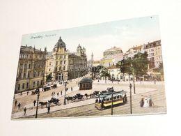 Dresden - Postplatz Germany - Dresden