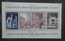 BELGIE 1952    Blok 30       Postfris **    CW 450,00 - Blocs 1924-1960