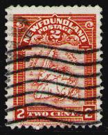NEWFOUNDLAND 1908 - Set Used - Newfoundland