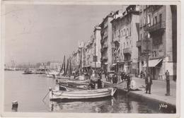 83,cpa,var,TOULON,LE QUAI DE CRONSTADT En 1937,port De Pèche,2 Ans Avant L'arrivée De La Guerre,rare - Toulon