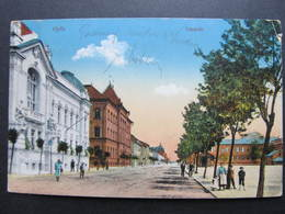 AK GYÖR 1915 Feldpost   //  D*31008 - Hungary