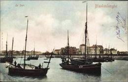 BLANKENBERGE - Le Port - Oblitération De 1904 - Edition V. G., Bruxelles - Blankenberge