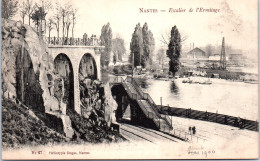 44 NANTES - Escalier De L'ermitage - Nantes