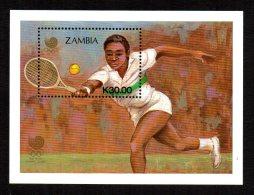 Zambia - 1988 - Olympic Games Miniature Sheets (Set Of 2) - MNH - Zambie (1965-...)