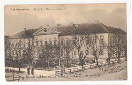 SERBIA - FEHERTEMPLOM / BELA CRKVA - K.U.K. OFFIZIERS-CASINO - 1918 ( 2371) - Serbien
